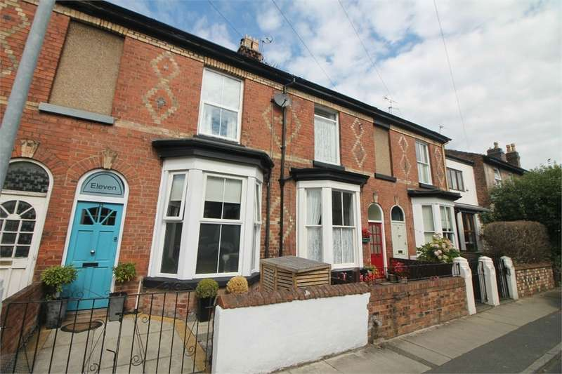 2 Bedrooms Terraced House for sale in Victoria Road, Crosby, LIVERPOOL, Merseyside