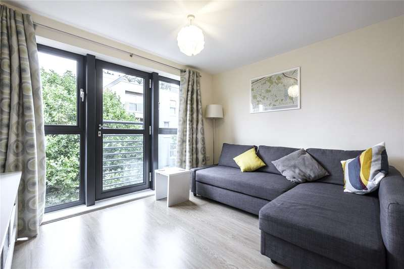 1 Bedroom Flat for sale in Sandover House, 124 Spa Road, London, SE16