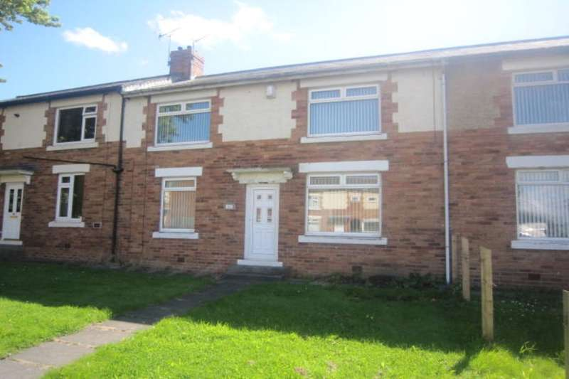 3 Bedrooms Semi Detached House for sale in Burn Park Road, Houghton Le Spring, DH4