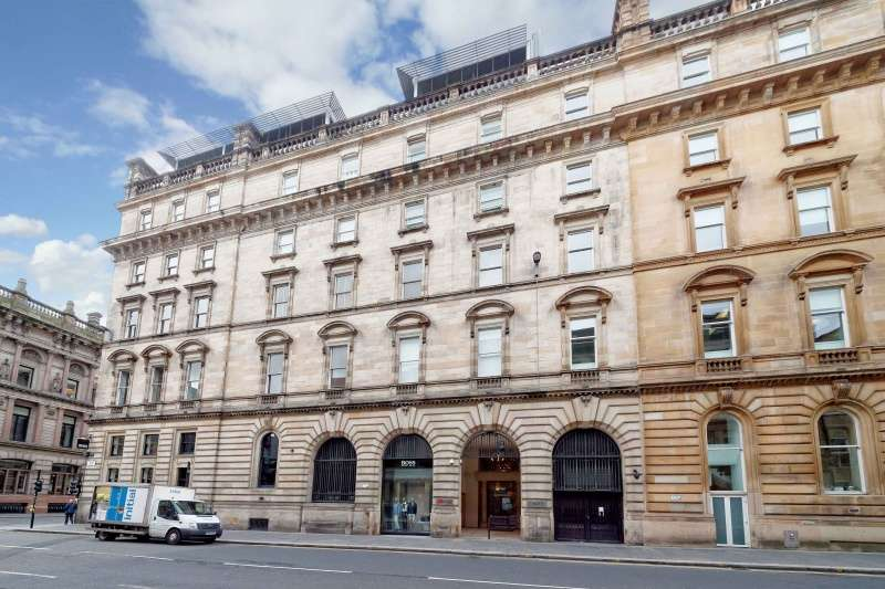 2 Bedrooms Flat for sale in South Frederick Street, Glasgow, G1 1JG