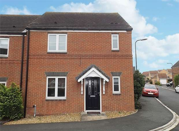 3 Bedrooms Semi Detached House for sale in Sundew Court, Stockton-on-Tees, Durham