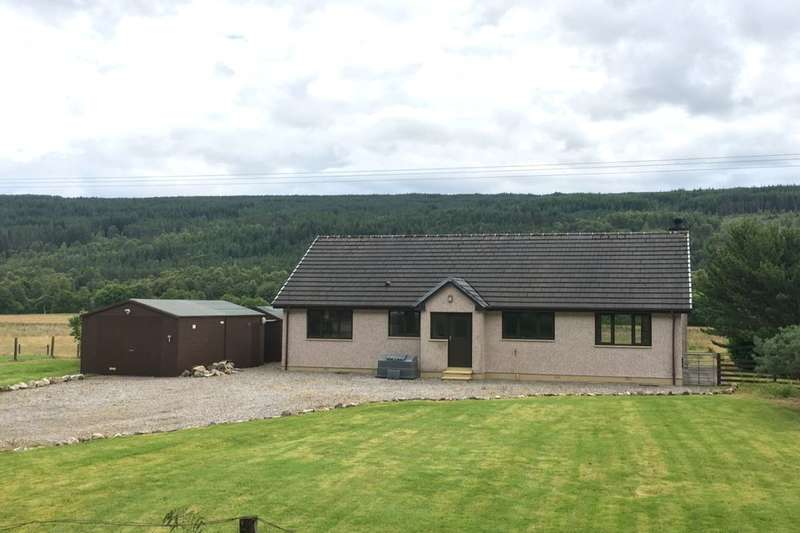 3 Bedrooms Detached Bungalow for sale in Glenmoriston, Inverness, IV63