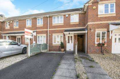 3 Bedrooms Terraced House for sale in Springfields, Rushall, Walsall, West Midlands