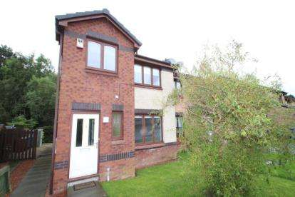 3 Bedrooms End Of Terrace House for sale in Dormanside Court, Glasgow, Lanarkshire