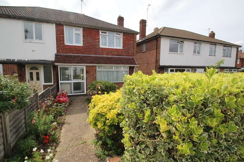 3 Bedrooms Semi Detached House for sale in Marigold Close, Fareham