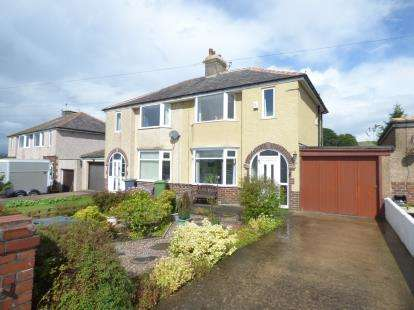 3 Bedrooms Semi Detached House for sale in Monkroyd Road, Colne, Lancashire, BB8