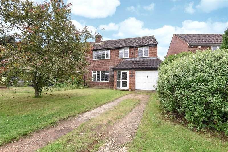 4 Bedrooms Semi Detached House for sale in Farthing Green Lane, Stoke Poges, Buckinghamshire, SL2