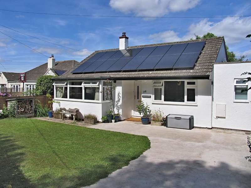 3 Bedrooms Detached Bungalow for sale in Stoke Gabriel, South Devon TQ9