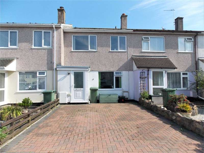 3 Bedrooms Terraced House for sale in Polventon Close, Heamoor, Penzance