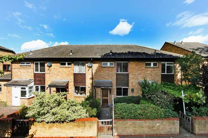 3 Bedrooms Terraced House for sale in Rectory Lane, London SW17