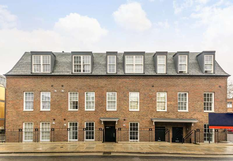 1 Bedroom Flat for sale in Red Lion Street, Richmond, TW9
