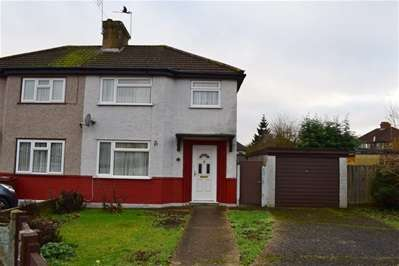 3 Bedrooms Semi Detached House for sale in Sefton Avenue, Harrow Weald