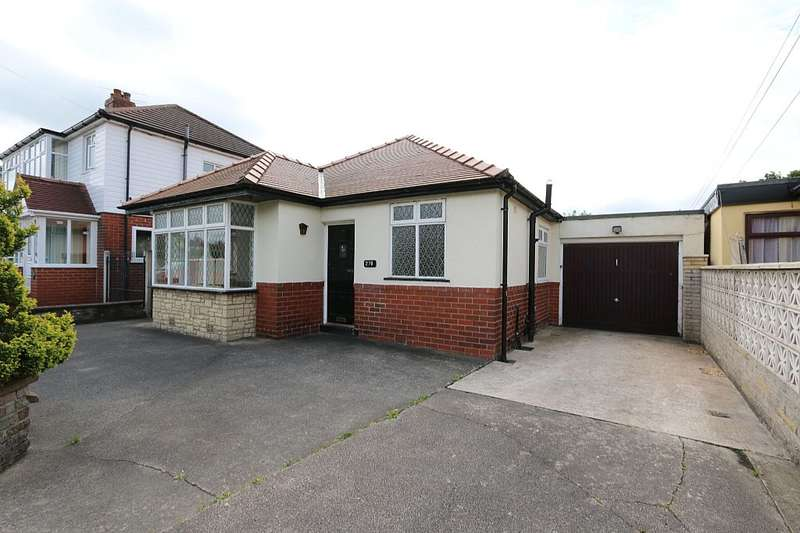 2 Bedrooms Detached Bungalow for sale in Hoghton Lane, Hoghton, Preston, Lancashire, PR5