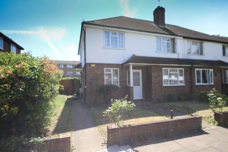 2 Bedrooms Maisonette Flat for sale in Verona Drive, Surbiton, Surrey, KT6