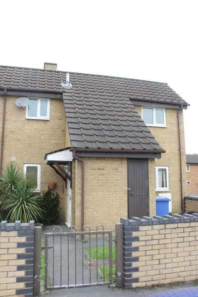 3 Bedrooms End Of Terrace House for sale in Maes Gaer, Rhyl, Denbighshire, LL18