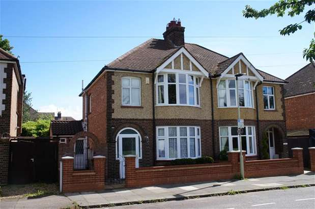 3 Bedrooms Semi Detached House for sale in Sidney Road, Bedford