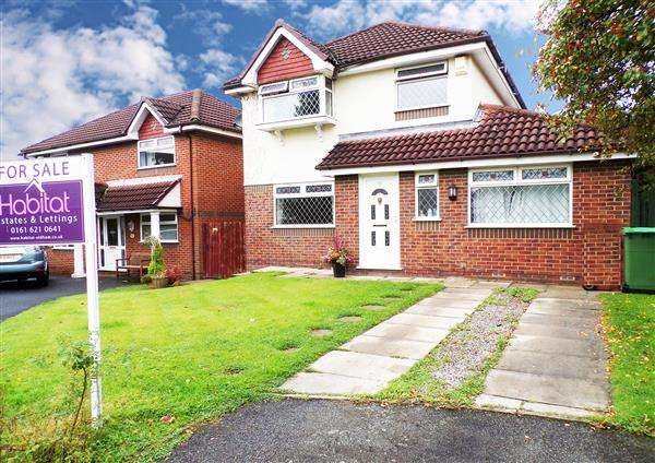 4 Bedrooms Detached House for sale in Gretton Close, Heyside, Royton