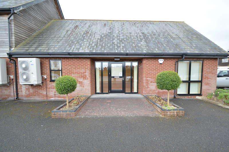 Office Commercial for sale in Unit 14, Glasshouse Studios, Fryern Court Road, Fordingbridge, SP6 1QX