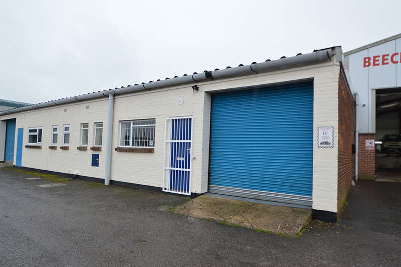 Warehouse Commercial for sale in Units 6, 7 And 8 Vanguard Works, Blandford Heights Industrial Estate, Blandford Forum, DT11 7TE