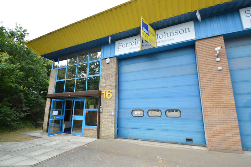 Warehouse Commercial for sale in Unit 16, Fleetsbridge Business Centre, Upton Road, Poole, BH17 7AF
