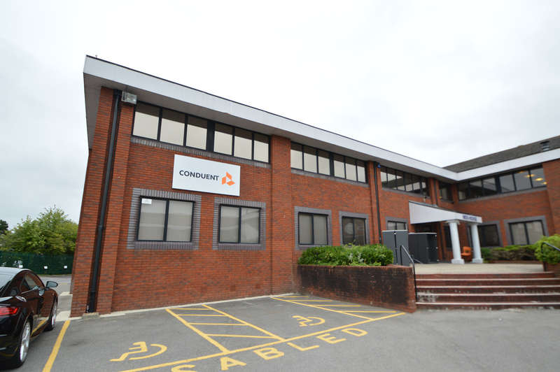 Office Commercial for rent in Forelle House, Marshes End, Upton Road, Poole, BH17 7AG
