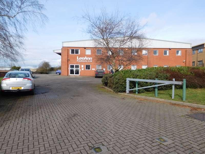 Light Industrial Commercial for sale in 2 Watling Close,Sketchley Meadows Business Park,Hinckley,Leicestershire,LE10 3EZ, Sketchley Meadows Business Park, Burbage, Hinckley