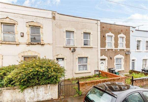 2 Bedrooms Terraced House for sale in Oxford Street, Totterdown, BRISTOL, BS3 4RH