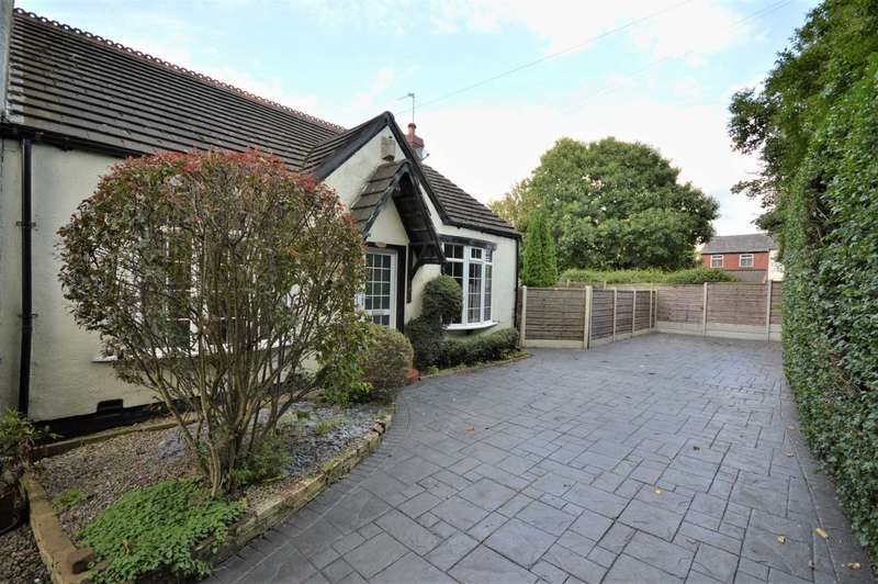 2 Bedrooms Bungalow for sale in Albert Street, Hazel Grove, Stockport