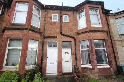 1 Bedroom Flat for sale in Corsewall Street, Coatbridge, North Lanarkshire