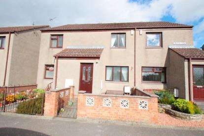 2 Bedrooms Terraced House for sale in Castle View, Milton Brae