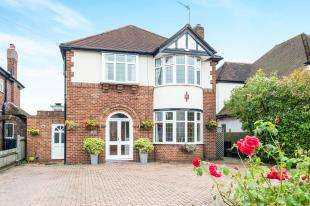 3 Bedrooms Detached House for sale in Coney Hill Road, West Wickham, Bromley, Kent