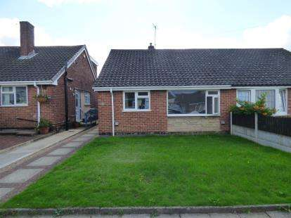 2 Bedrooms Bungalow for sale in Hardwick Avenue, Sutton-In-Ashfield, Nottinghamshire