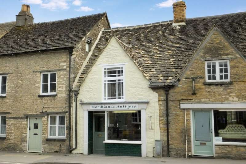 1 Bedroom Commercial Property for sale in Tetbury