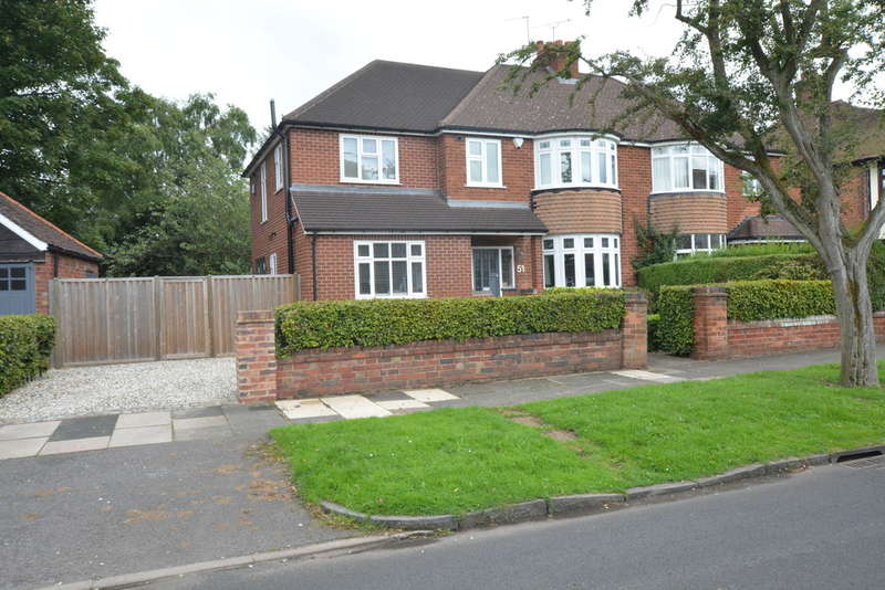 4 Bedrooms Semi Detached House for sale in Ellesboro Road, Birmingham