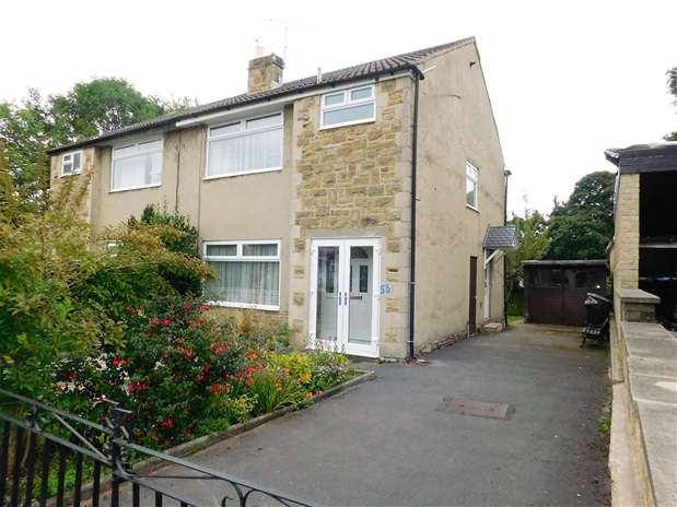3 Bedrooms Semi Detached House for sale in Norwood Avenue, Shipley