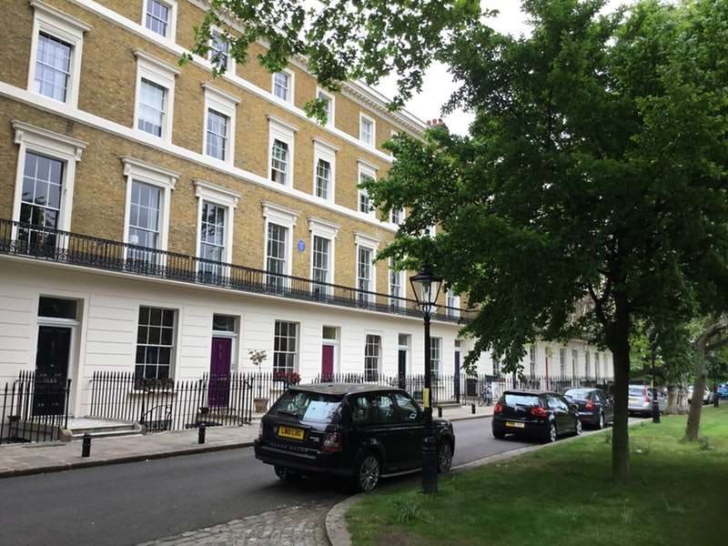 5 Bedrooms Terraced House for sale in Regents Park Terrace, London, London, NW1