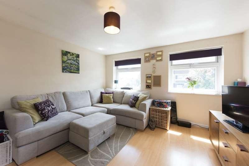 1 Bedroom Maisonette Flat for sale in Hazelhurst Road, London, London, SW17