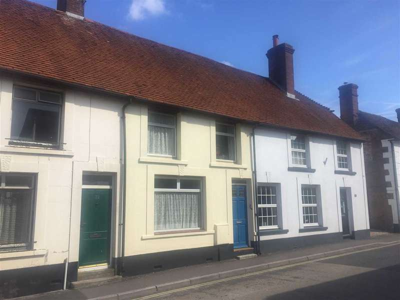 3 Bedrooms Terraced House for sale in Character Cottage in Overton High Street
