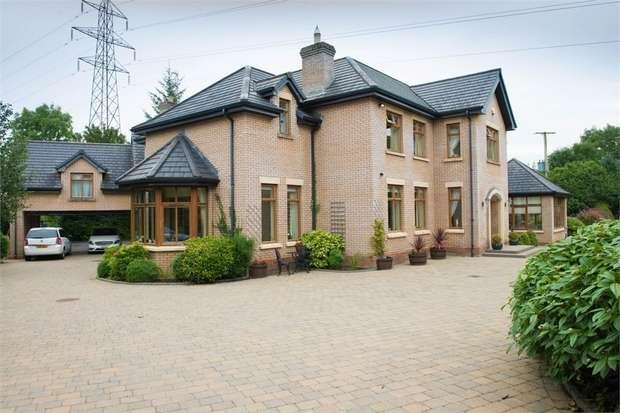 5 Bedrooms Detached House for sale in Mountsandel Road, Coleraine, County Londonderry