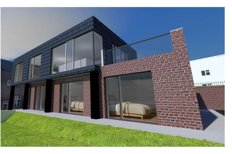 Land Commercial for sale in Building Plot, Forster Place, Lower Wortley, Leeds, LS12