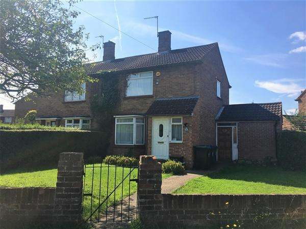 2 Bedrooms Semi Detached House for sale in St Francis Road, Denham Green