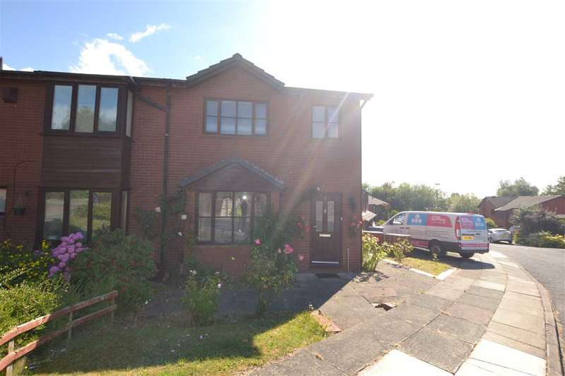 3 Bedrooms Semi Detached House for sale in Glendale Close, liverpool
