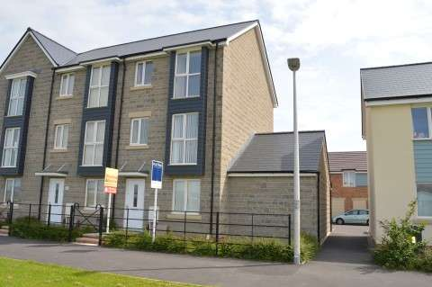 3 Bedrooms Semi Detached House for sale in Dragonfly Walk, Haywood Village, Weston-super-Mare