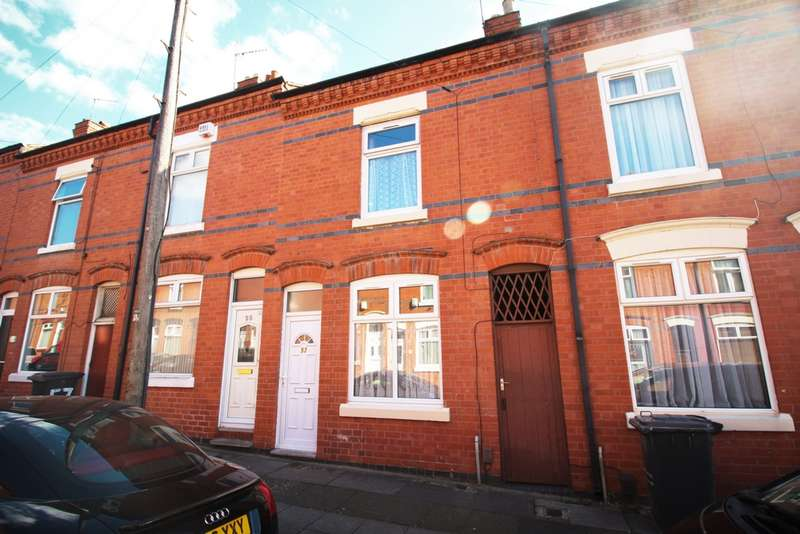 3 Bedrooms House for sale in Darley Street, Leicester, LE2