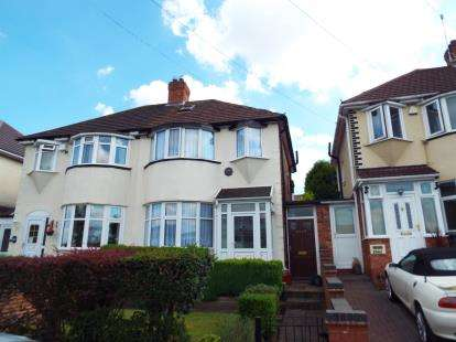 3 Bedrooms Semi Detached House for sale in Coventry Road, Sheldon, Birmingham, West Midlands