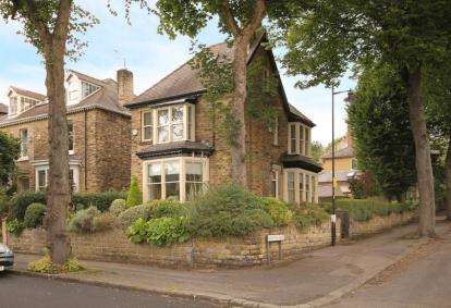5 Bedrooms Detached House for sale in Kenbourne Road, Sheffield, South Yorkshire