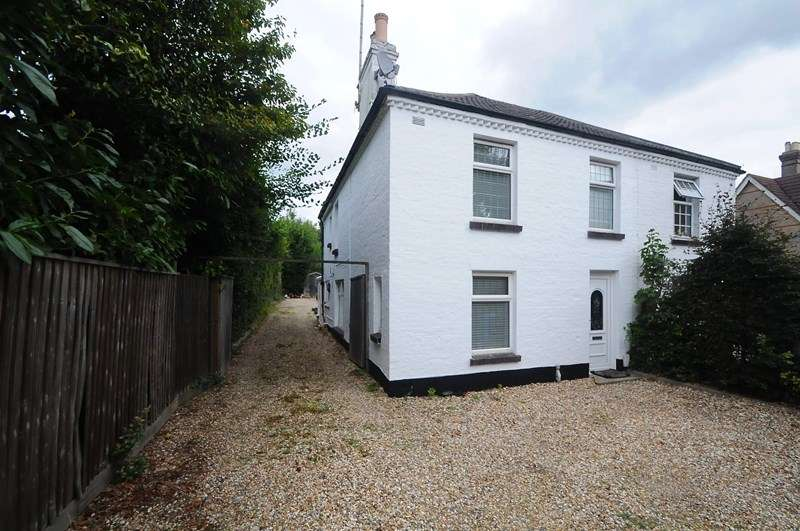 3 Bedrooms Semi Detached House for sale in Church Road, Lower Parkstone, Poole