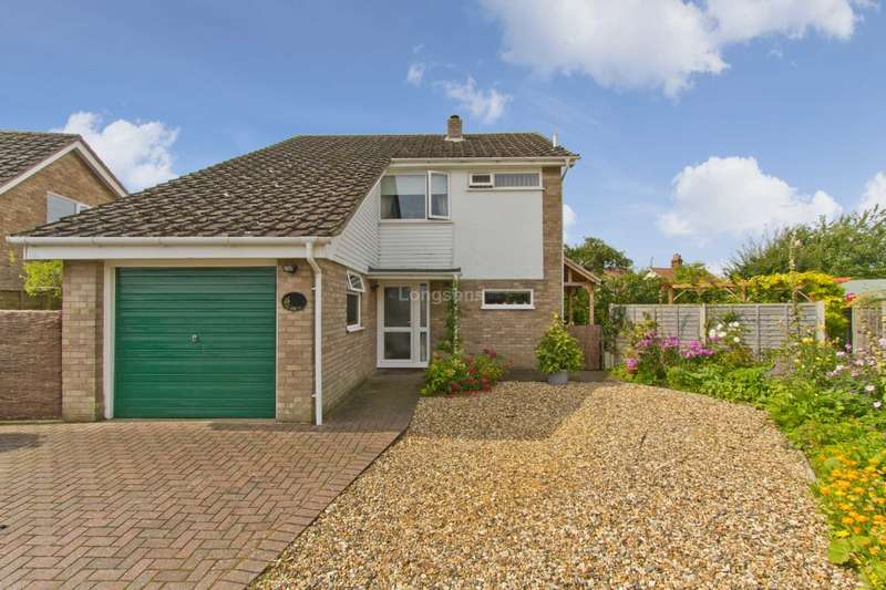 3 Bedrooms Detached House for sale in Garden Close, Watton