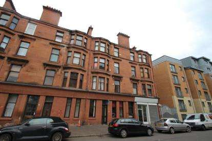 1 Bedroom Flat for sale in Barrland Street, POLLOKSHIELDS, Glasgow