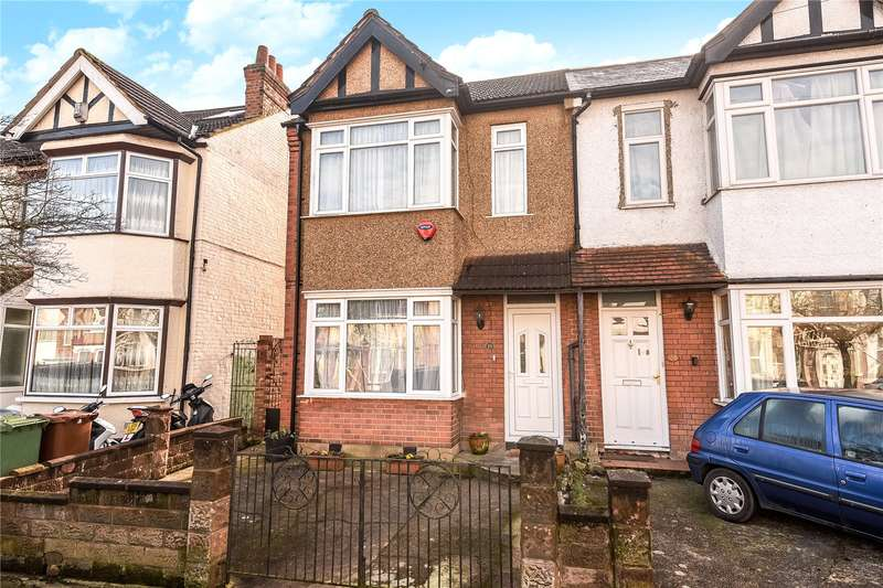2 Bedrooms Semi Detached House for sale in Hide Road, Harrow, Middlesex, HA1